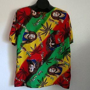 Other - Men's Bob Marley lightweight shirt